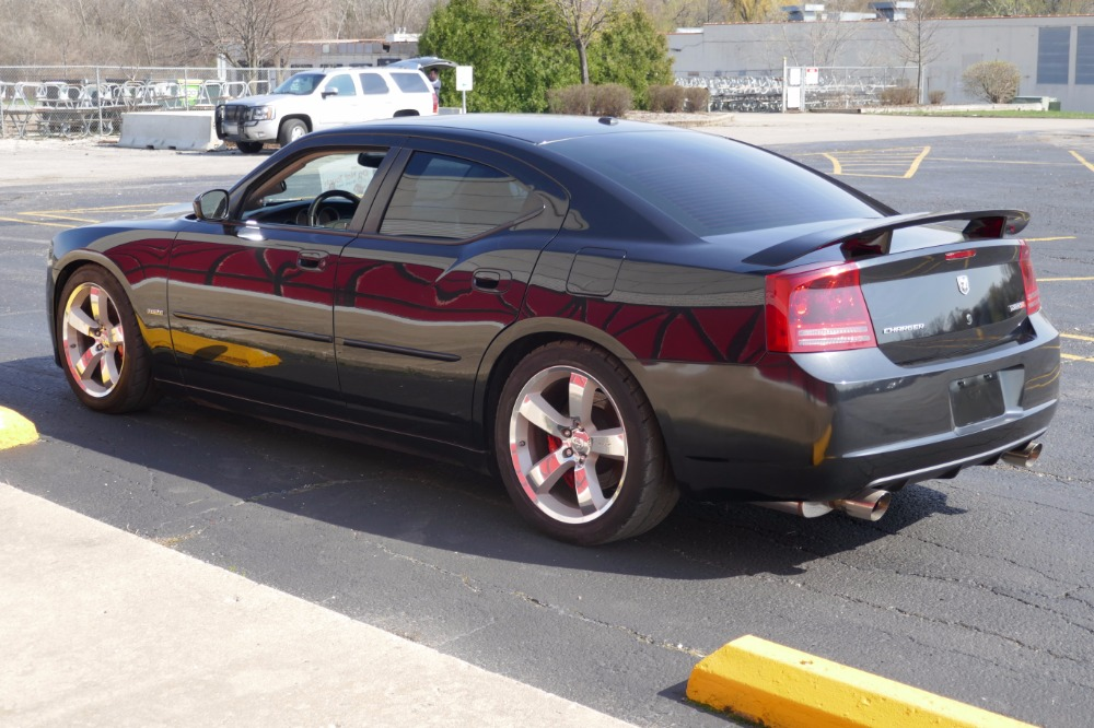 Used 2006 Dodge Charger -SRT8-ONE OWNER-755 HP AT THE WHEELS- SUPERCHARGED-MODERN MUSCLE- | Mundelein, IL