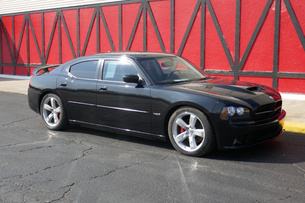 2006 dodge charger srt8 one owner 755 hp at the wheels supercharged modern muscle stock. Black Bedroom Furniture Sets. Home Design Ideas