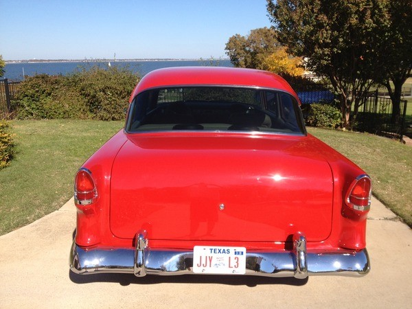 Used 1955 Chevrolet Bel Air 210-PRO TOURING FRAME OFF RESTORED-TRADES IN WELCOME | Mundelein, IL