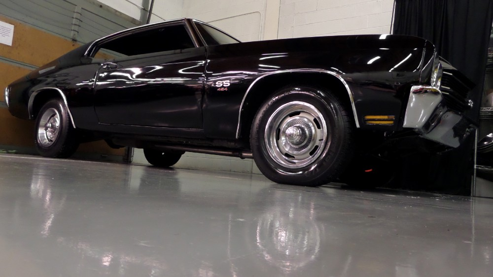 Used 1970 Chevrolet Chevelle SS454-FRAME OFF RESTORED-SEE VIDEOS   Mundelein, IL