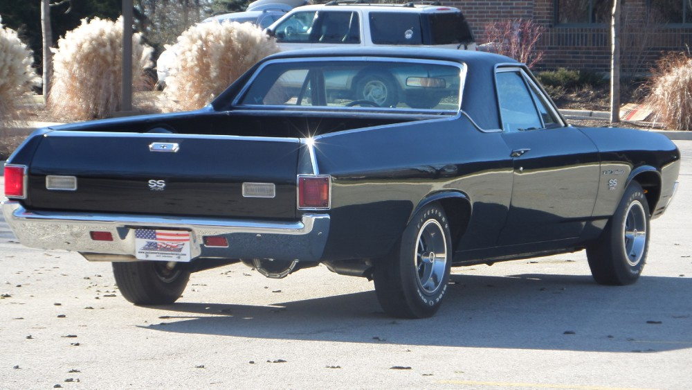 Used 1970 Chevrolet El Camino -REDUCED PRICE-SS396-L34-NUMBERS MATCHING RESTORED-SEE VIDEO   Mundelein, IL