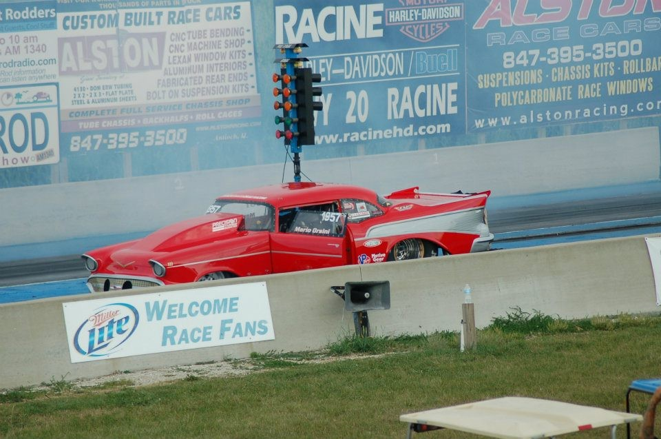 Used 1957 Chevrolet Bel Air PROMOD BEST 1/4 6.09 CHICAGO WISE GUYS | Mundelein, IL