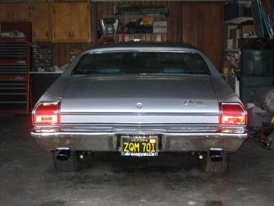 Used 1969 Chevrolet Chevelle FRAME OFF RESTORED | Mundelein, IL