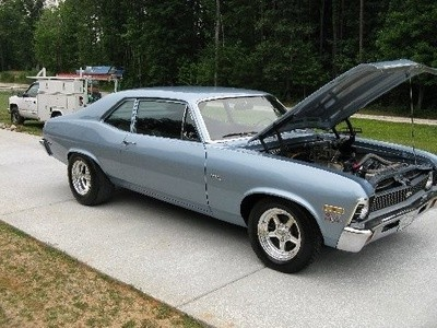 Used 1972 Chevrolet Nova 427 NASTY BIG BLOCK 670HP | Mundelein, IL