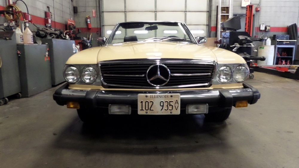 1980 mercedes benz 450sl numbers match all original very for Mercedes benz dealership phone number