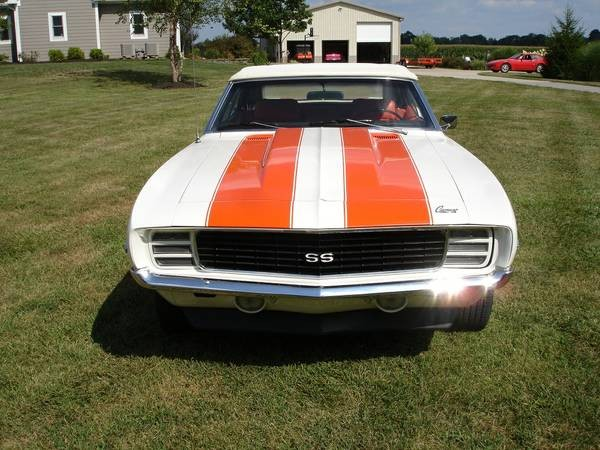 Used 1969 Chevrolet Camaro Z11 PACE CAR-MINT CONDITION | Mundelein, IL