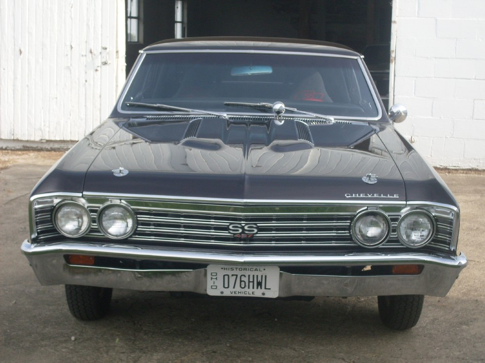 Used 1967 Chevrolet Chevelle TRUE SS-FAST BOWTIE 427 INJECTED BIG BLOCK | Mundelein, IL