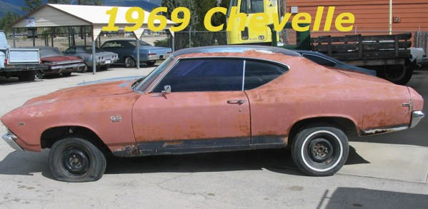 Used 1969 Chevrolet Chevelle SS396 Frame off we build to your specs-Built by | Mundelein, IL