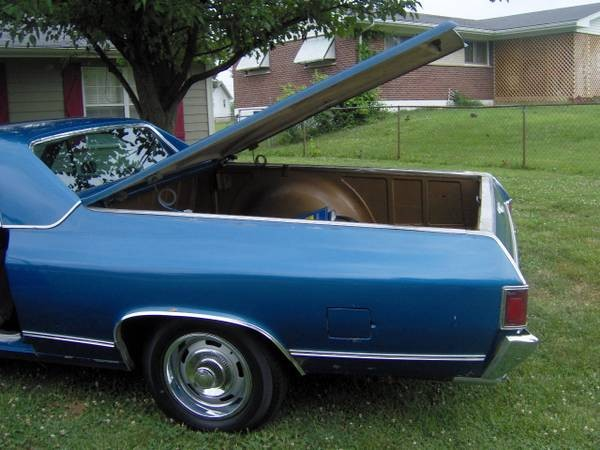 Used 1970 Chevrolet El Camino ALL ORIGINAL CAMINO | Mundelein, IL
