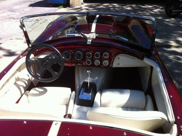 Used 1966 AC Cobra REPLICA-VERY FAST AND FUN | Mundelein, IL