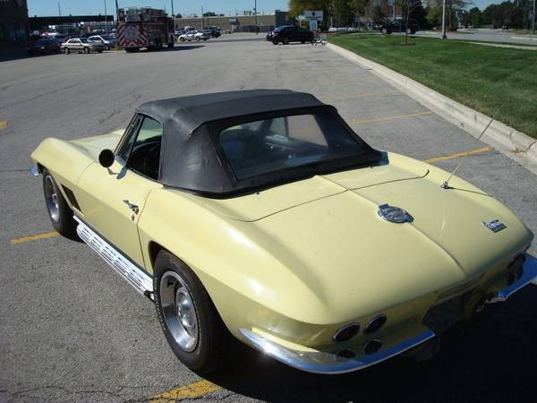 Used 1967 Chevrolet Corvette NUMBERS MATCHING | Mundelein, IL