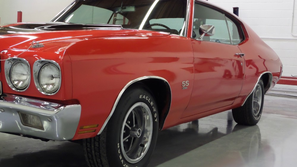 Used 1970 Chevrolet Chevelle SS396 Real Deal Super Sport-Factory 4 Speed-Easy Financing | Mundelein, IL