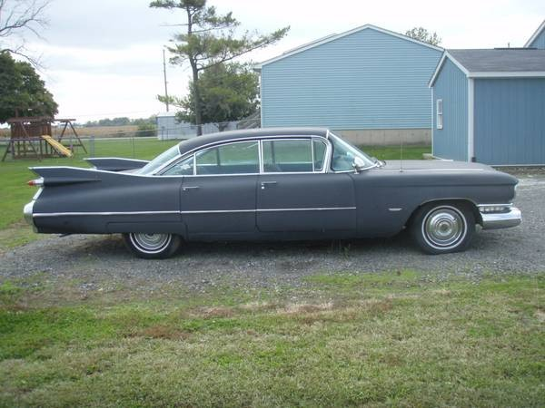 Used 1959 Cadillac Model 62 Drives Nice | Mundelein, IL