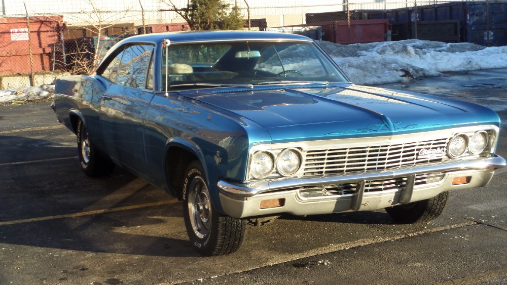 Used 1966 Chevrolet Impala NEW REDUCED PRICE-Driver Quality FASTBACK-Stripping by Voodoo Larry | Mundelein, IL