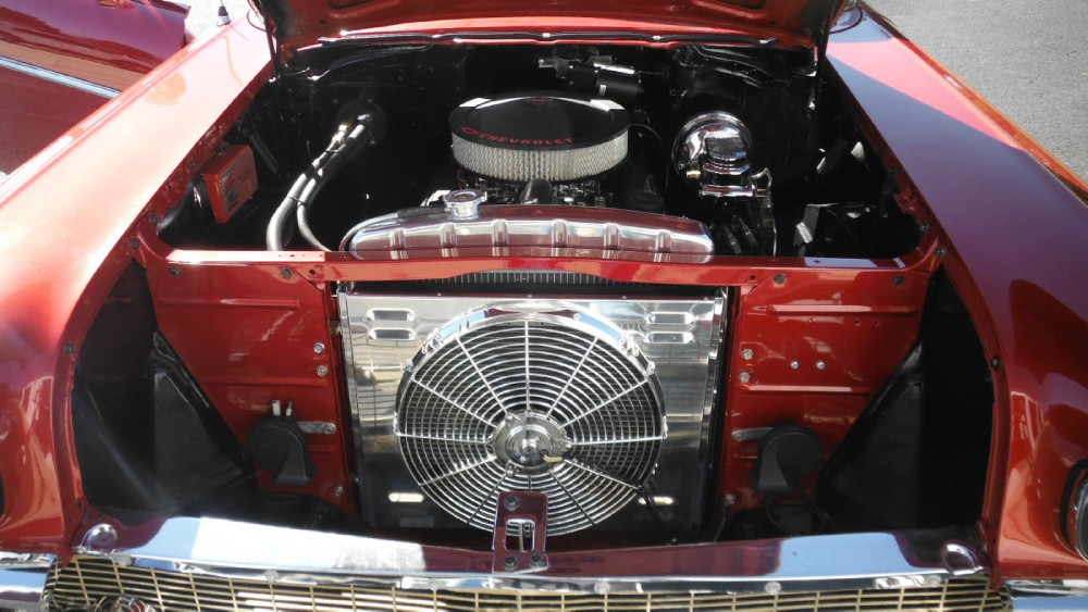 Used 1957 Chevrolet Bel Air Frame Off Restored 1957 Chevy Bel Air PRO TOURING | Mundelein, IL