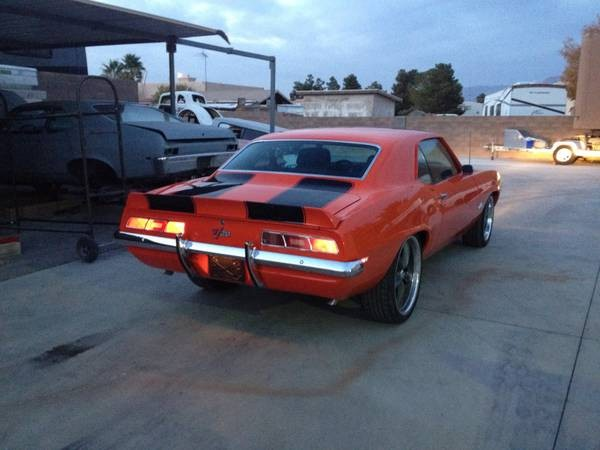Used 1969 Chevrolet Camaro Z28-Tribute with AC-SUPER CLEAN | Mundelein, IL