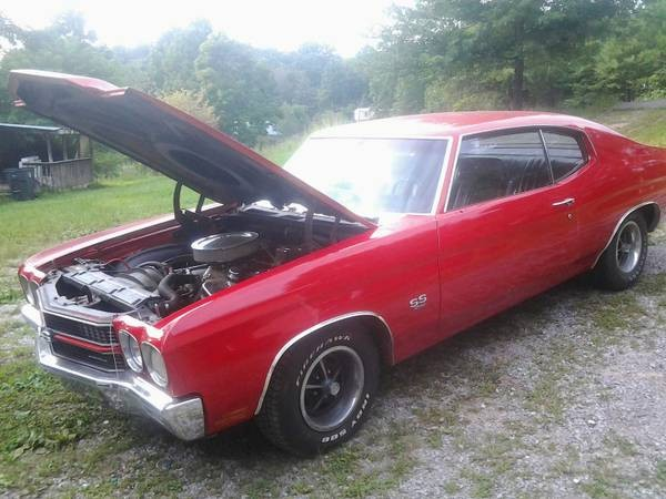 Used 1970 Chevrolet Chevelle SS Real Super Sport-LOW ORIGINAL MILES | Mundelein, IL