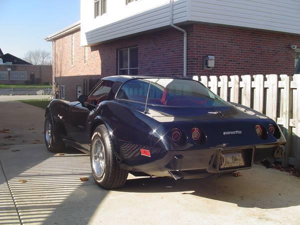 Used 1979 Chevrolet Corvette BLACK-Restored condition | Mundelein, IL