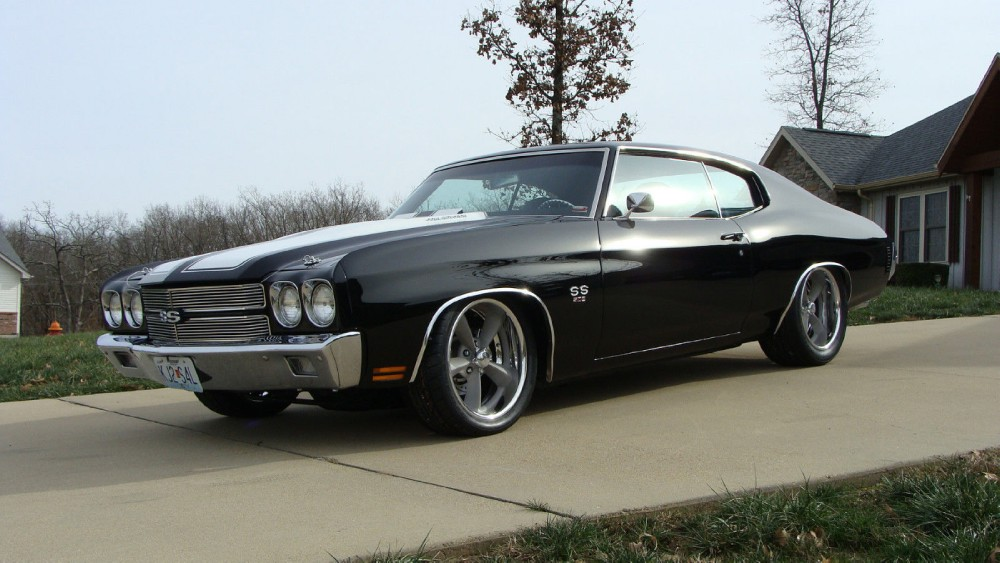 Used 1970 Chevrolet Chevelle SS 502 PRO TOURING-PICK YOUR RIMS AND TIRE PACKAGE | Mundelein, IL