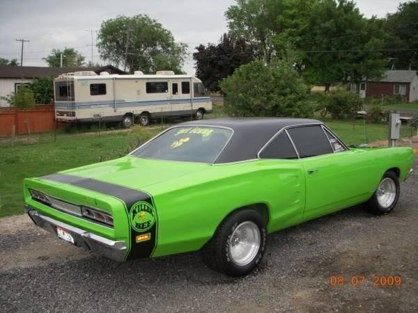 1969 Dodge Coronet Super Bee Look Big Block Mopar 440