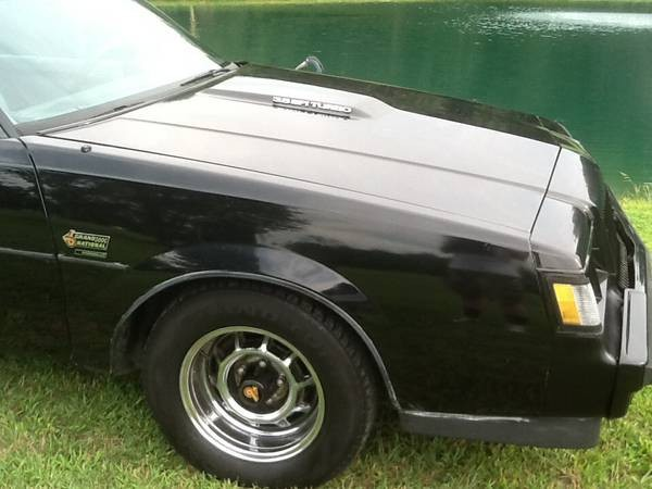 Used 1987 Buick Grand National 79,000 ORIGINAL MILES | Mundelein, IL