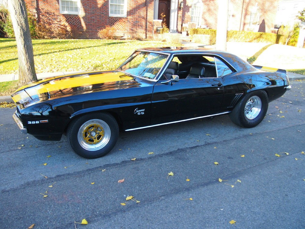 Used 1969 Chevrolet Camaro PRICE REDUCED-SS-REAL SUPER SPORT X11 CODE-BIG BLOCK 454-SEE VIDEO | Mundelein, IL