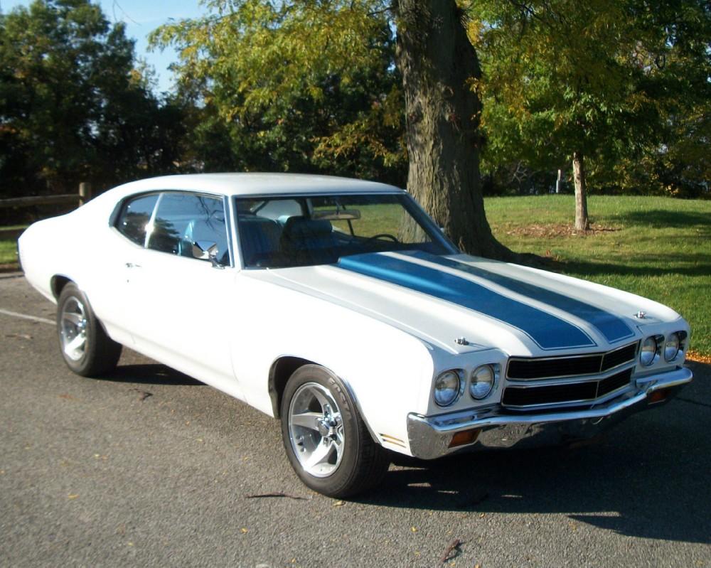 Used 1970 Chevrolet Chevelle 58,000 ORIGINAL MILES | Mundelein, IL