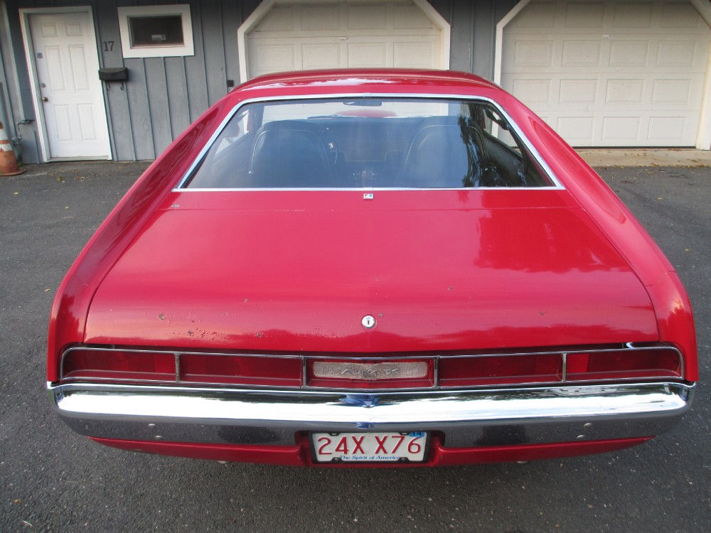 Used 1970 AMC AMX only 901 Built-GO PACK | Mundelein, IL