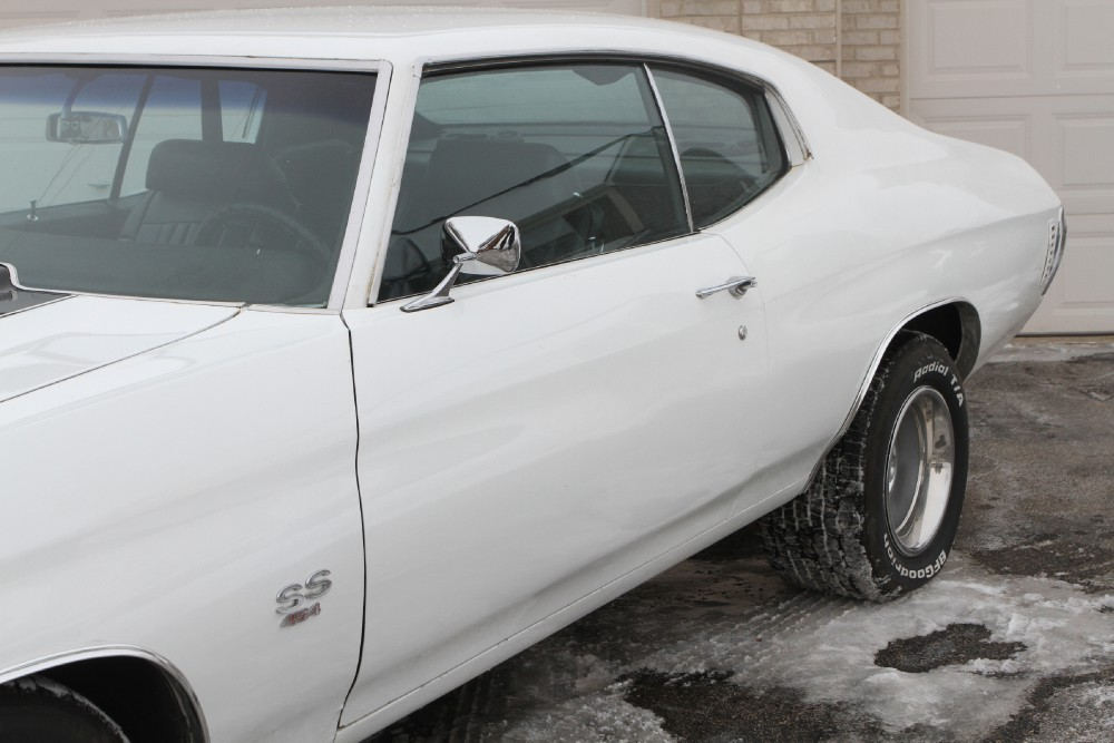Used 1972 Chevrolet Chevelle BIG BLOCK SS454 Tribute- | Mundelein, IL