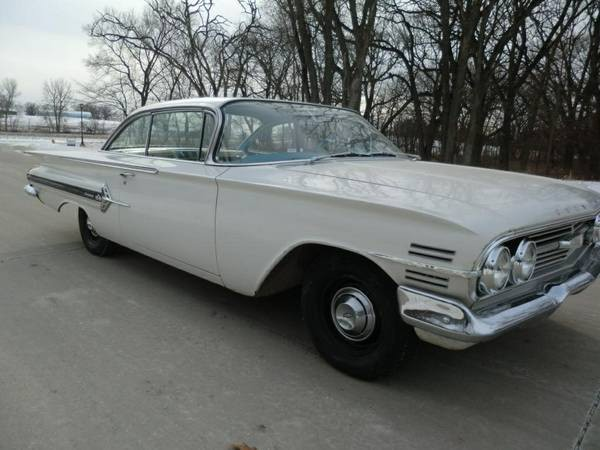 Used 1960 Chevrolet Impala BARN FIND-ULTRA RARE | Mundelein, IL