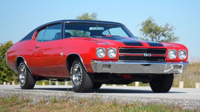Used 1970 Chevrolet Chevelle SS 396-SEE VIDEO-BUILD SHEET CAR | Mundelein, IL