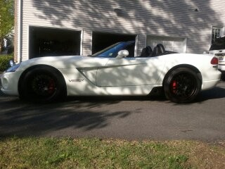Used 2004 Dodge Viper NEW LOWER PRICE-SRT10-MAMBA EDITION-ONLY 155 OF 200-SUPERCHARGED | Mundelein, IL