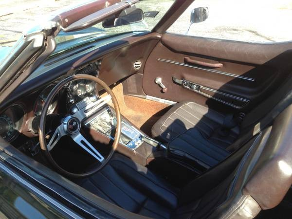 Used 1968 Chevrolet Corvette NUMBERS MATCHING CONVERTIBLE | Mundelein, IL