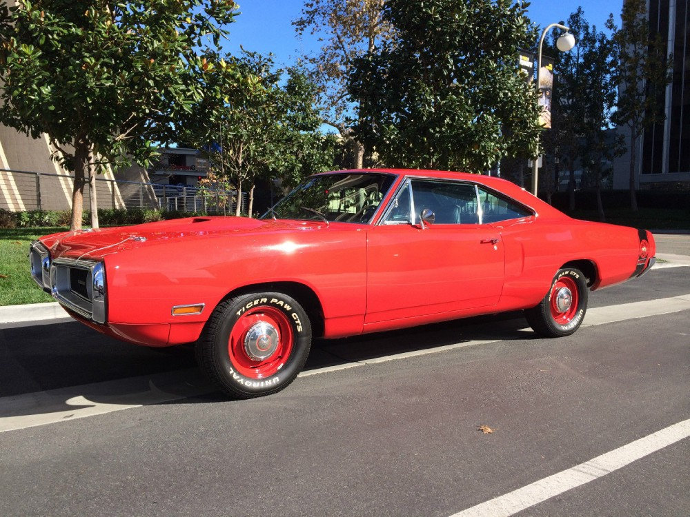 1970 Dodge Super Bee Numbers Matching 440 With 6 Pack
