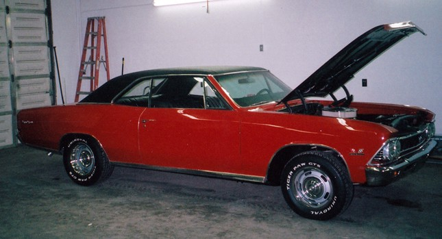 Used 1966 Chevrolet Chevelle SS Tribute-FRAME OFF RESTORED-MORE PICS COMING SOON | Mundelein, IL