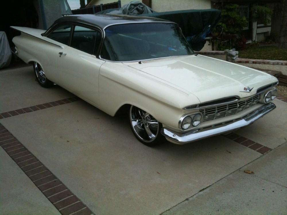 Used 1959 Chevrolet Biscyane FRAME OFF RESTORED FROM CALIFORNIA | Mundelein, IL
