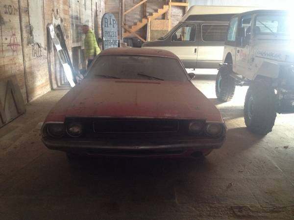 Used 1970 Dodge Challenger PROJECT CAR | Mundelein, IL