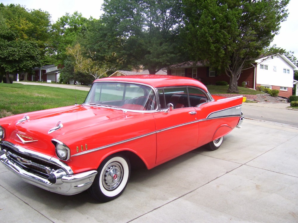 Used 1957 Chevrolet Bel Air SHOWROOM CONDITION | Mundelein, IL