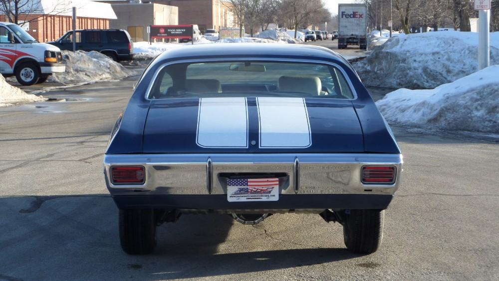 1970 Chevrolet Chevelle Ss454 Tribute