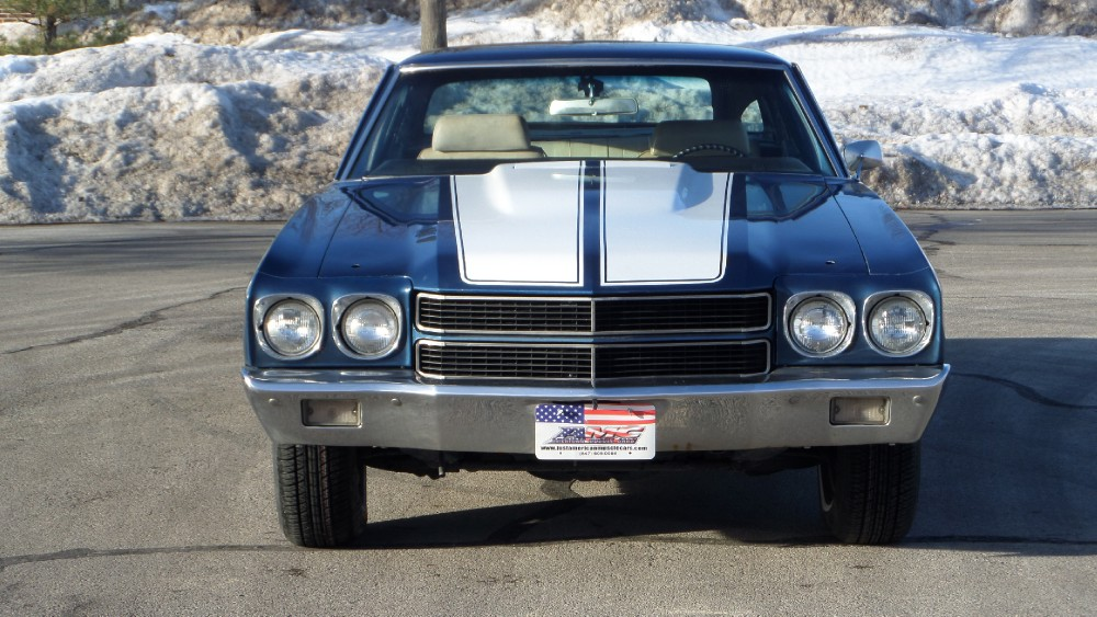Used 1970 Chevrolet Chevelle SS454 TRIBUTE-FRESH FRAME OFF RESTORED IN 2013-SEE VIDEO | Mundelein, IL