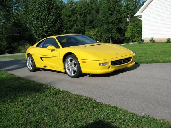 1998 Ferrari F355 Kit Car Supercharged Stock 93485cl For