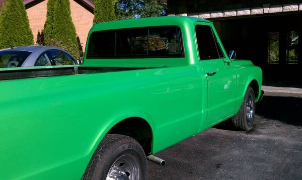 Used 1969 Chevrolet C20 NEW PAINT-CLEAN TRUCK | Mundelein, IL