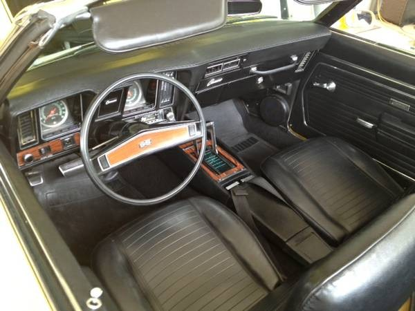 Used 1969 Chevrolet Camaro Convertible SS | Mundelein, IL