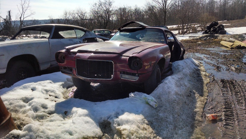 Used 1971 Chevrolet Camaro SPLIT BUMPER PROJECT CAR-WE CAN RESTORE FOR YOU | Mundelein, IL