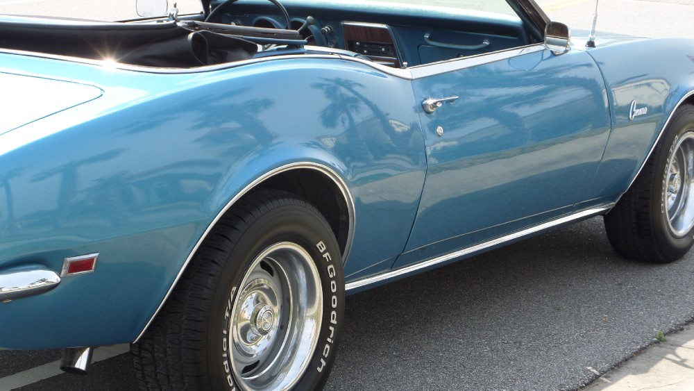 Used 1968 Chevrolet Camaro -CONVERTIBLE-NUMBERS MATCHING-GREAT SUMMER FUN-SOLID SOUTHERN | Mundelein, IL