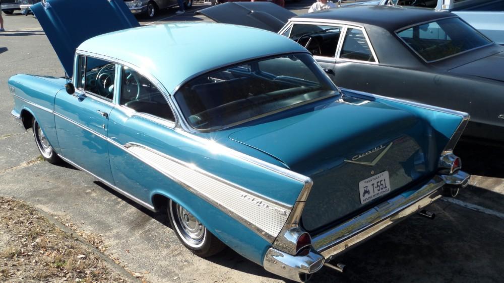 Used 1957 Chevrolet Bel Air ORIGINAL MOTOR/TRANS WITH AC | Mundelein, IL