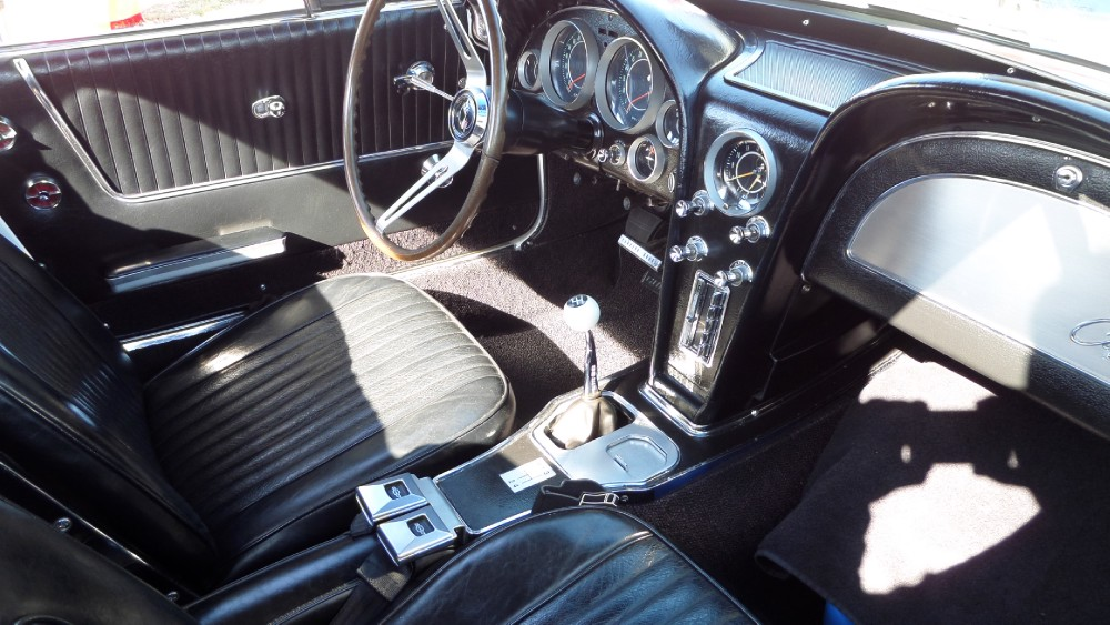 Used 1964 Chevrolet Corvette STINGRAY-CLEAN CONVERTIBLE | Mundelein, IL