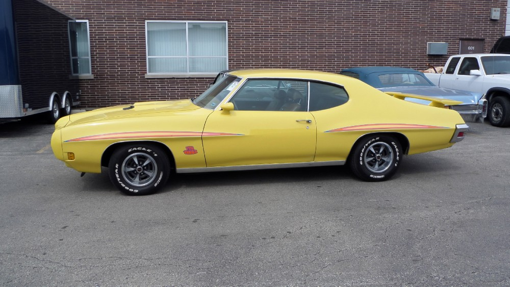1970 Pontiac GTO REAL GTO-AC WORKS-JUDGE DECALS-RESTORED-FROM ...