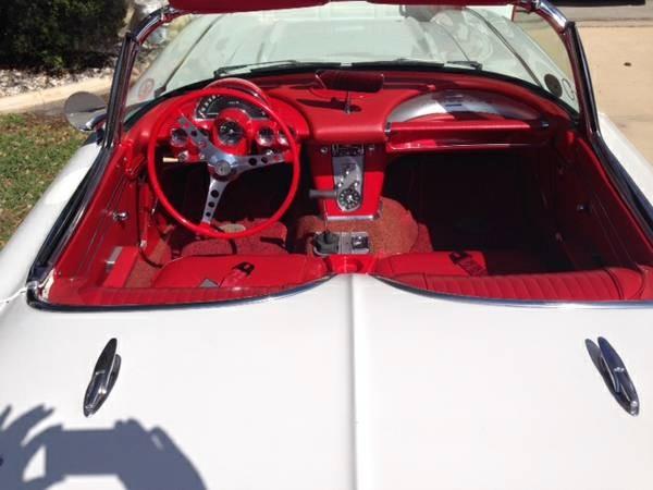 Used 1962 Chevrolet Corvette Convertible Fuelie | Mundelein, IL