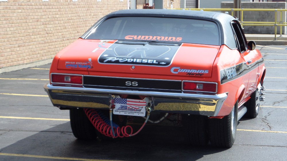 Used 1970 Chevrolet Nova PRO DIESEL-SEMI DUALLY SS-ONE OF A KIND-SEE VIDEOS   Mundelein, IL